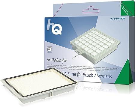 HQ W7-54905-HQN accesorio y suministro de vacío - Accesorio para aspiradora (Color blanco, Bosch/Siemens 263506, BSA-BSB Pro Parquet Sphera Speedy & Ultra, 140 mm, 170 mm, 28 mm): Amazon.es: Hogar