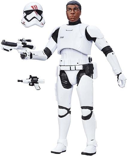FN-2187 Armor Up Action Figure The Force Awakens Star Wars Finn