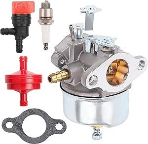HONEYRAIN 632230 Carburetor for Tecumseh H30 H50 H60 HH60 HH70 5HP 6HP 4 Cycle Engines Replaces Tecumseh 632631 632230 632272 631067 632235 631867 632019A 632019 631828 632076 631067 632076 631067A