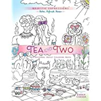 Tea for Two: Coloring Friendship