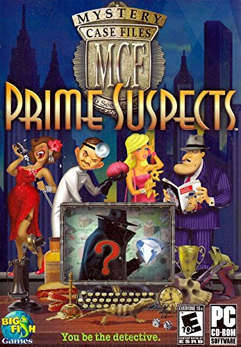 Mystery Case Files: Prime Suspects - - Sold Locations I It