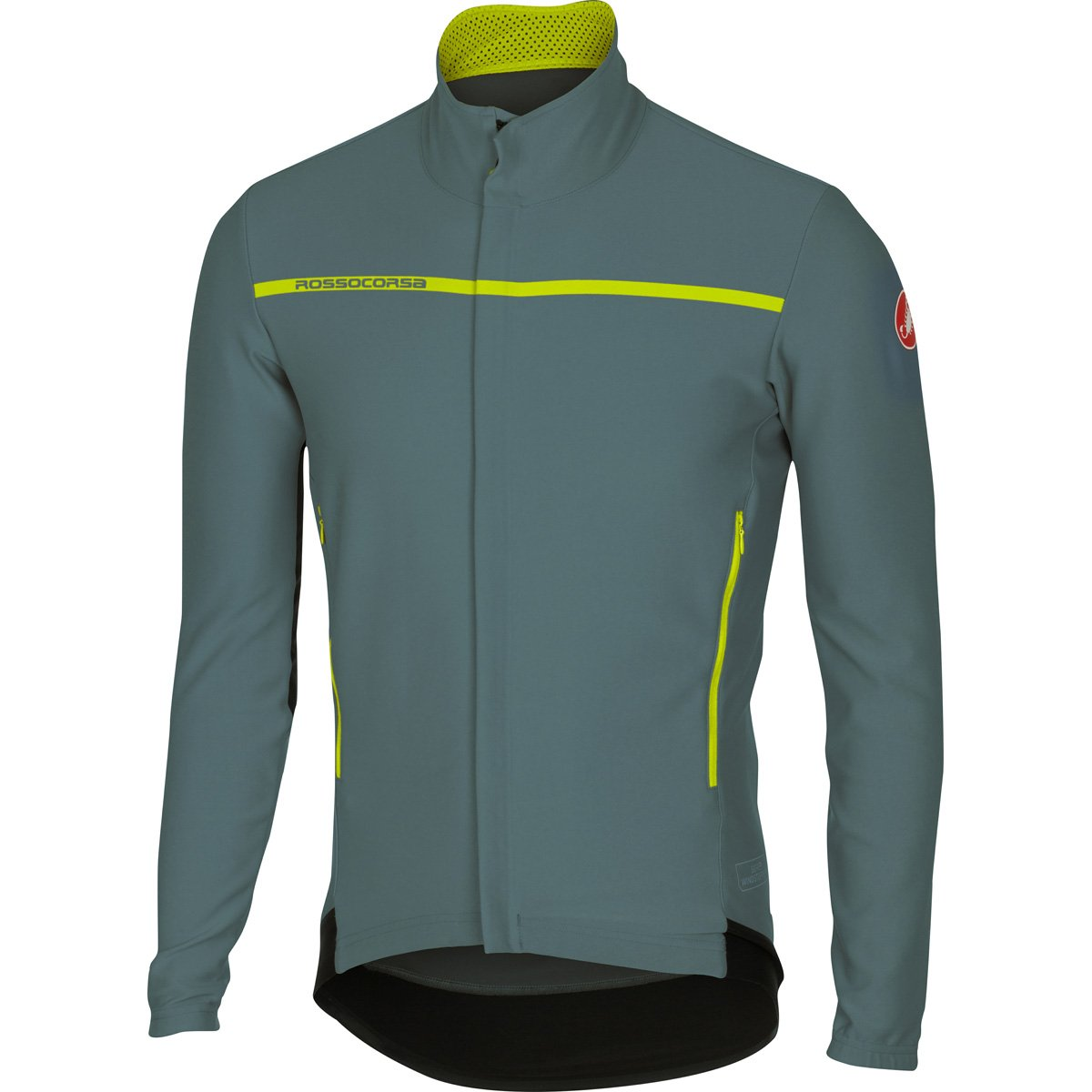 Castelli Mens Perfetto Cycling Jacket size L: Amazon.es ...