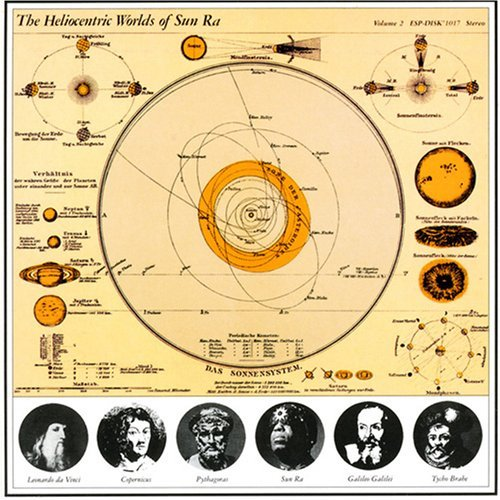 Heliocentric Worlds Vol.2 by Sun Ra