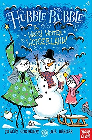 book cover of The Wacky Winter Wonderland