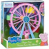 Peppa Pig's Theme Park Big Wheel Ride Fun Activity Play Set -302701