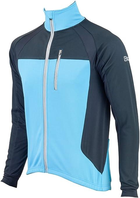 Black XS-XXL Free P/&P New Eigo /'Delta/' Cycling Sports Waterproof Jacket
