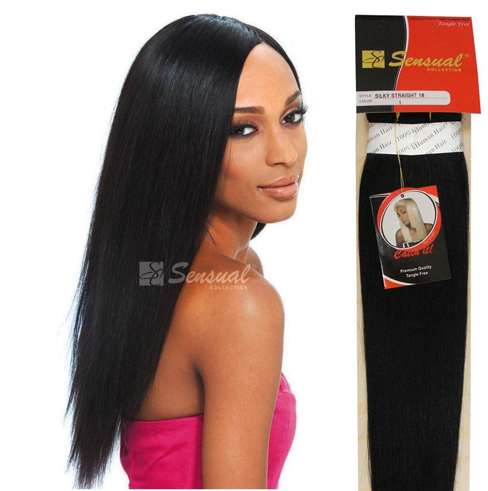 Amazon Sensual 18 Silky Straight 100 Real Human Hair
