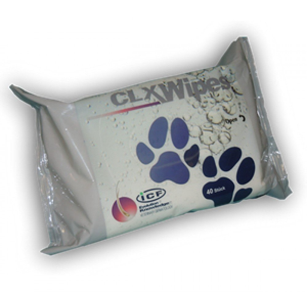 CLX Cleansing Wipes for Cats and Dogs Vetruus