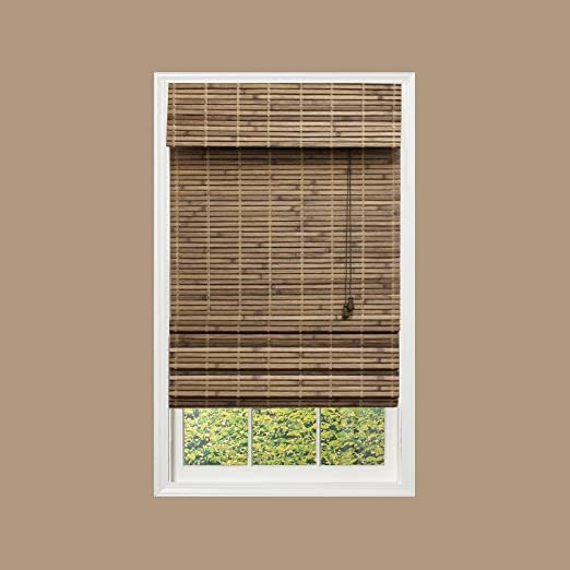 Amazon.com: Driftwood Flatweave Roman Shade, 72 In. Length (Price Varies By  Size): Home U0026 Kitchen