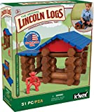 LINCOLN LOGS – Forge Mill Cabin – 51 Pieces – Ages 3+ –