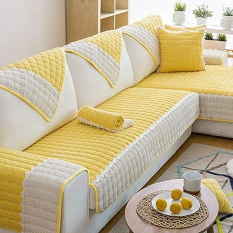 Fishroll Protector de sofá Antideslizante algodón ...