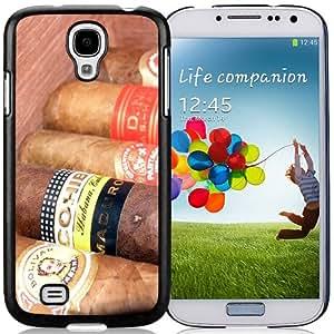 NEW DIY Unique Designed Samsung Galaxy S4 I9500 Phone Case For Bolivia Cigars Phone Case Cover