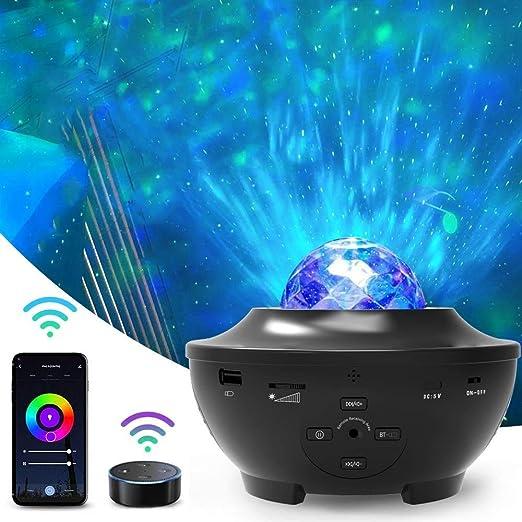 Le Smart Projecteur Ciel Étoile