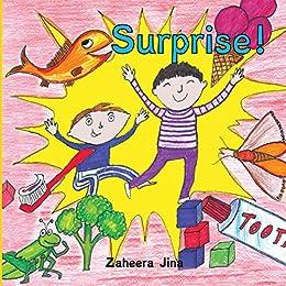 Surprise! by [Jina, Zaheera]