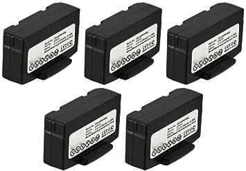 AKG claridad C120 auricular inalámbrico batería Combo-pack incluye: 5 x sdhp-h1422 pilas: Amazon.es: Electrónica