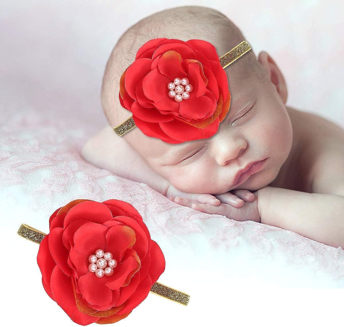 Yuehuam Accesorios de Fotograf/ía para Reci/én Nacidos Disfraz Beb/é Ni/ñas Falda Tut/ú Arcoiris Y Diadema Floral Trajes Princesa Vestido Colorido para Beb/és Ni/ñas Ni/ños 3-4 Meses