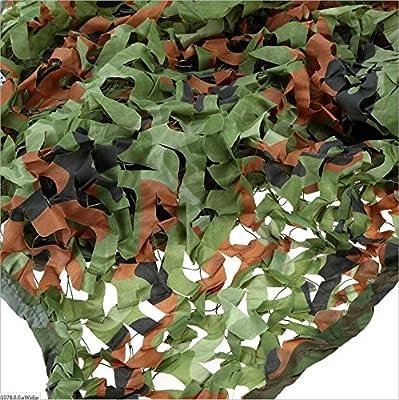 4 mx5 m Red de camuflaje Red de camuflaje bosque ejército Militar ...