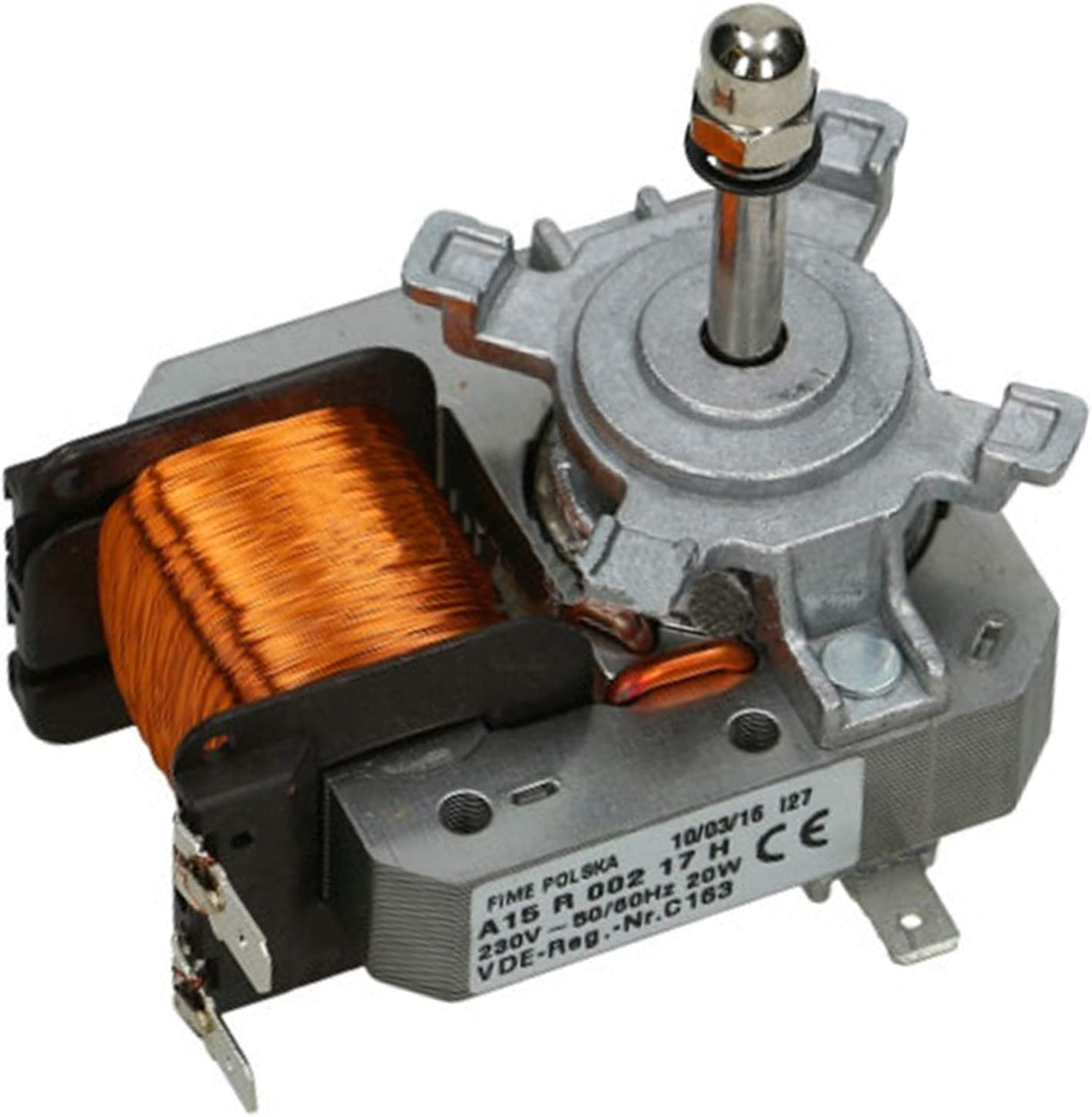 Spares2go - Unidad de motor de ventilador para horno CDA (20 W ...