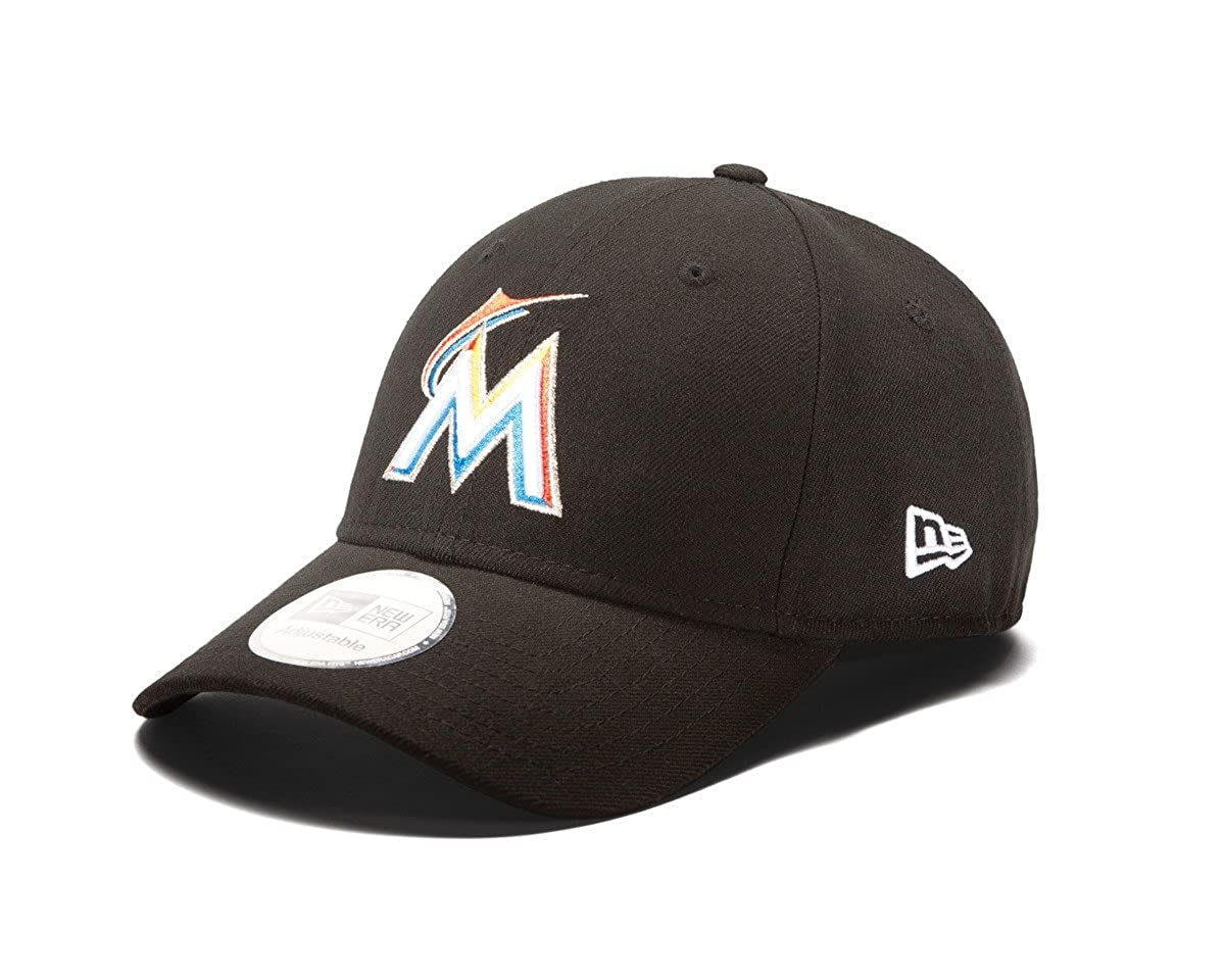 Miami Marlins Pinch Hitter Structured Cap by New Era at Amazon Men s  Clothing store  bfa4a5cc173