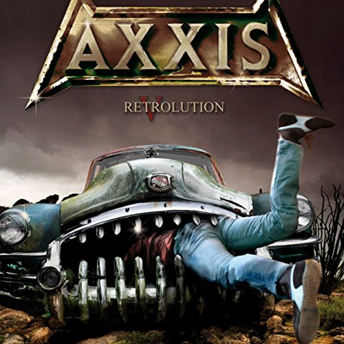 Heavy Metal Brother Axxis Metal