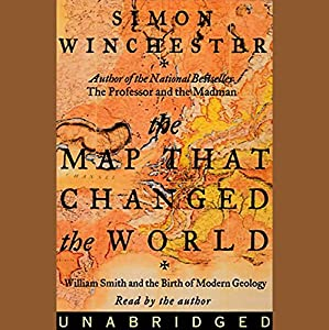 The Map That Changed the World Audiobook