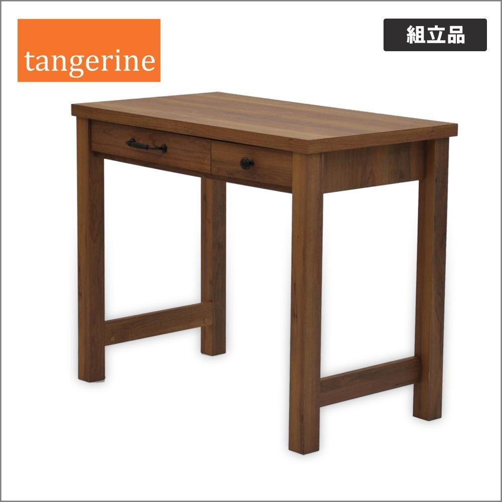 日用品 家具 イス テーブル 関連商品 デスク TGR-902DK ナチュラル B07676QLB3