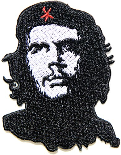 School Old Uniform Costumes Baseball (CHE GUEVARA Army Military Logo Jacket T-shirt Patch Sew Iron on Embroidered Sign Badge)