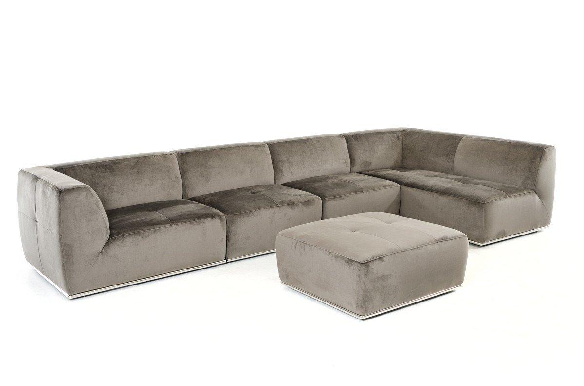 Amazon.com: Limari hogar lim-17982 Nuncio sofá seccional ...