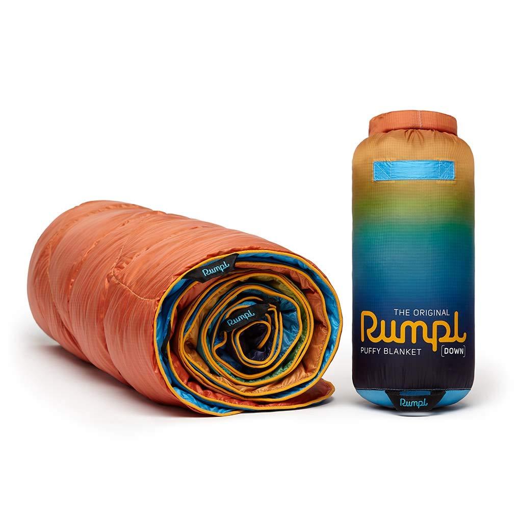 Amazon.com: Rumpl The Down manta de camping al aire libre ...