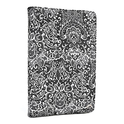 ASUS ZenPad 10 Z300C , ASUS VivoTab Smart ME400C 10.1, ASUS Transformer Pad TF300T ,Asus Transformer Book T90 Chi Tablet Bookstyle Case Printed Paisley Canvas