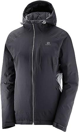 SALOMON Women's La Cote Insulated Jacket: Amazon.co.uk: Clothing