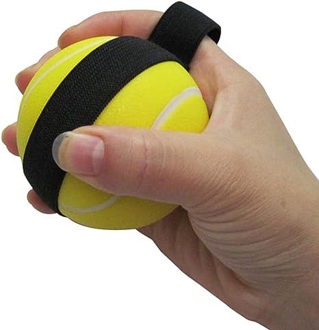 Xiaoqingmiao - Pelotas de gel para ejercicio de manos y terapia ...
