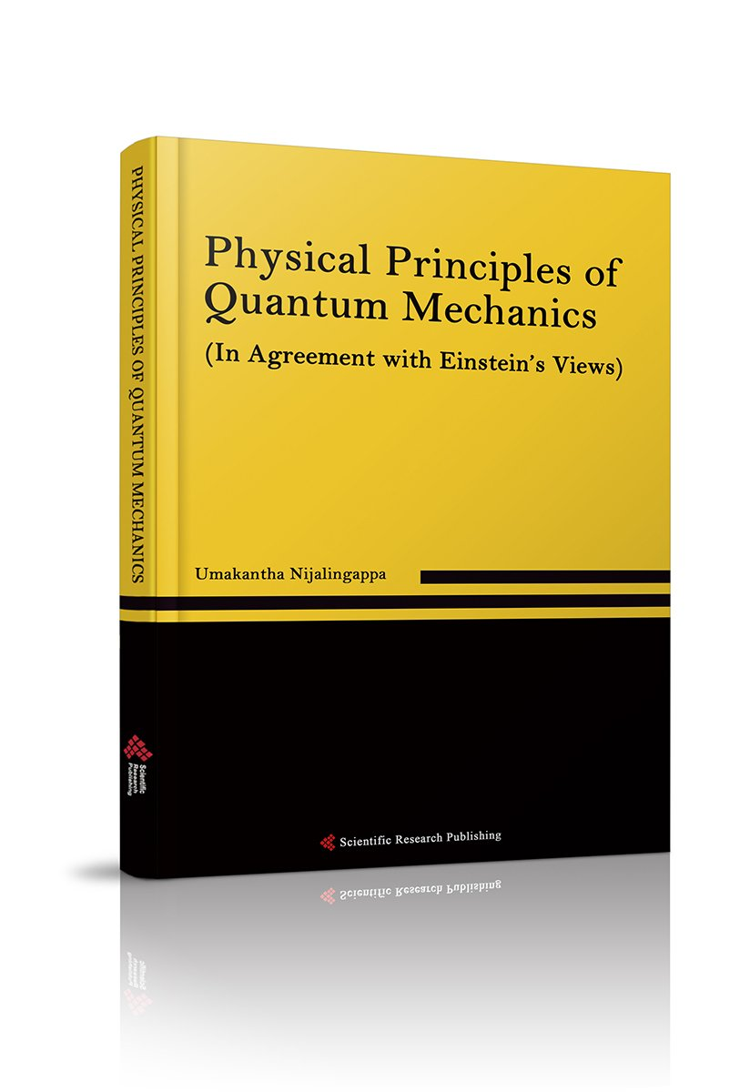 Physical Principles of Quantum Mechanics (In Agreement with Einstein's Views) pdf epub