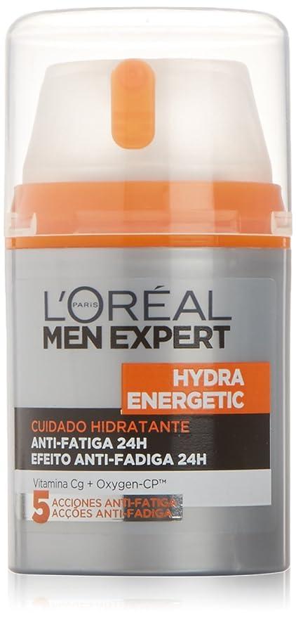LOréal Paris Men Expert 24H Hydra Energetic Dado Hidratante Anti-Fatiga - 50