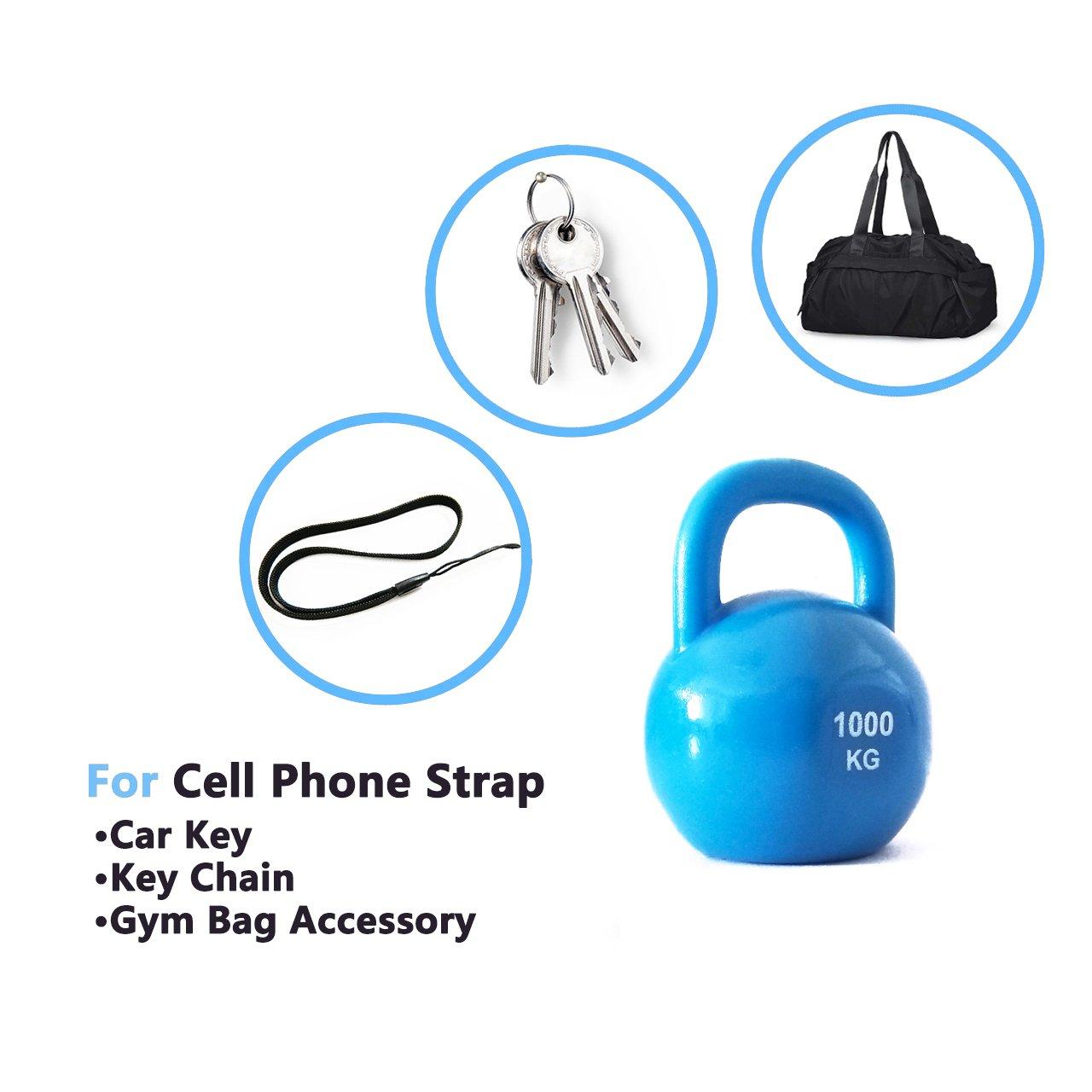 Amazon.com: Mini Pesa rusa (Key cadena teléfono celular ...
