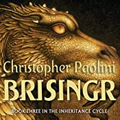 Brisingr: The Inheritance Cycle, Book 3   Christopher Paolini