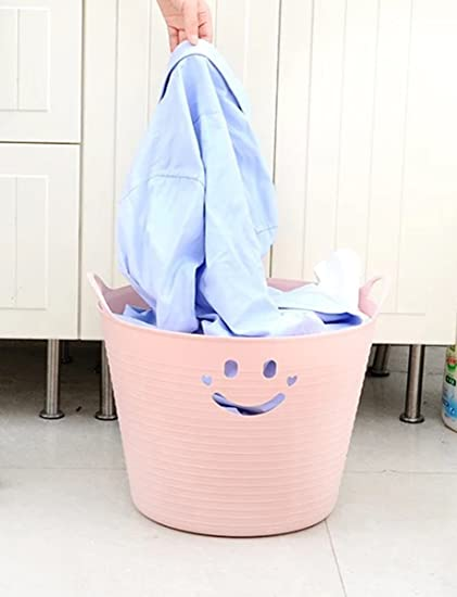 Pink Plastic Laundry Basket New Amazon JPTACTICAL Plastic Laundry Hamper Plastic Hamper With