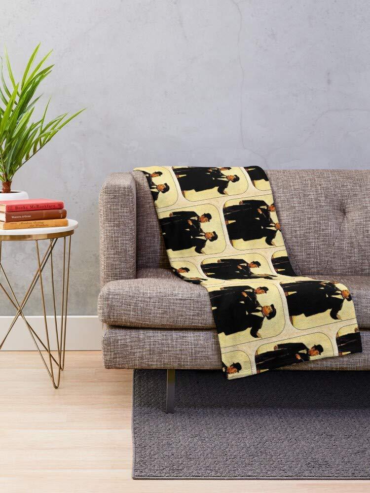 Legends Hardy Laurel Hollywood Premium Mink Sherpa Blanket Blanket And Premium Mink Sherpa Sherpa Plush Fleece Arctic Fleece Blanket Woven