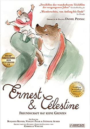 Amazon Com Ernest Celestine Movies Tv