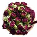 TooGet Fragrant Natural Carnation Flowers Organic Dried Dianthus caryophyllus Flowers Wholesale, Top Grade - 4 OZ