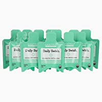 Banyan Botanicals Organic Daily Swish Mint Travel Packets - 12 ct - Ayurvedic Oil Pulling Mouthwash Oil for Oral Health…