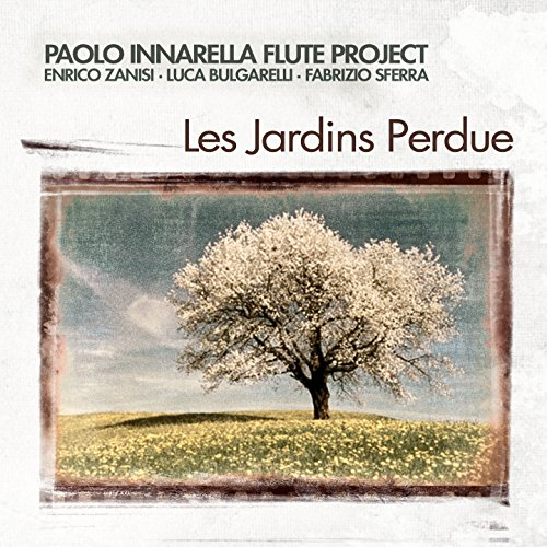 (Les jardins perdue (feat. Fabrizio Sferra, Luca Bulgarelli, Enrico Zanisi))
