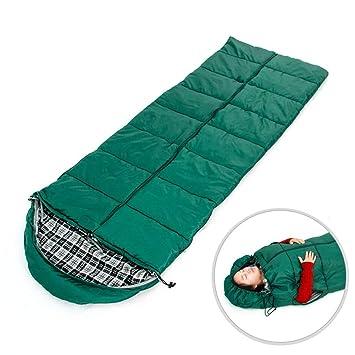 Sacos De Dormir para Adultos con Sisas Y Saco De Dormir Impermeable Ajustable En Clima Frío