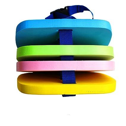 CHYIR - Flotador Ajustable para Espalda de Natación, 4 Capas, para Niños y Adultos