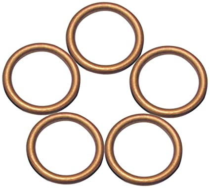 Linpeng Wood Loops Wooden Rings For Craft Work Diy Jewelry Ring Pendant Jewelry Making Connectors Ring Size 68mm Thickness 8mm Copper Brown Color