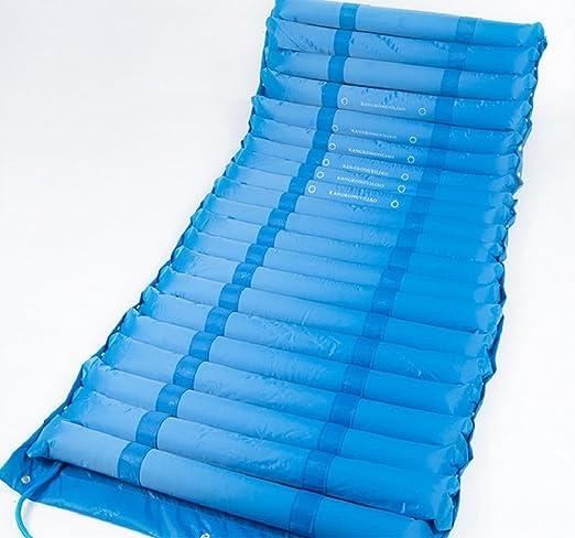 Colchón hinchable antiestrés con sistema de almohadilla de ...