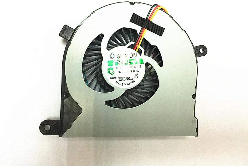 Fan Cooling NEW CPU Cooler Fan For DELL Inspiron 17R N7110 VOSTRO 3750 Laptop Cooling Fan