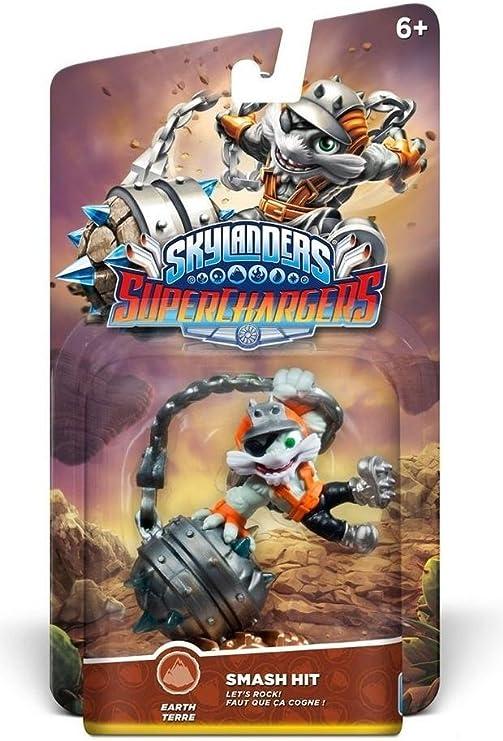 Skylanders SuperCharges - Figura Smash Hit (Driver): Amazon.es: Videojuegos