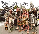 #2: GWAR band reprint signed autographed photo #1 Oderus Urungus Dave Brockie