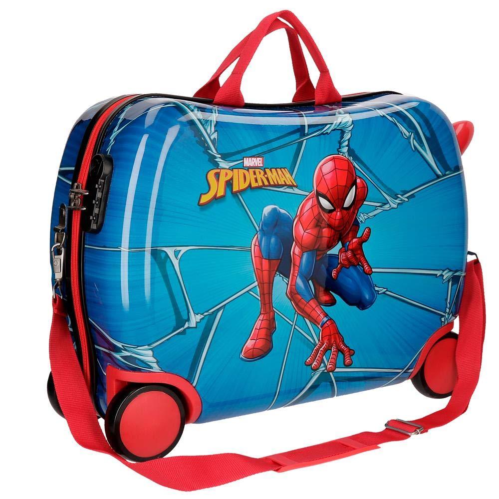 Multicolor Marvel Spiderman Black Bagage Enfant 50 Centimeters 39 Multicolore